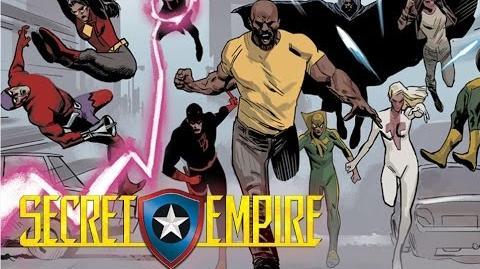 Secret Empire UNITED WE STAND Trailer