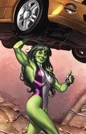 She-Hulk Vol 1 2 Textless