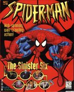 Spider-Man The Sinister Six game