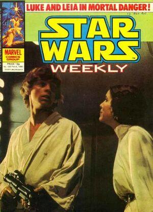 Star Wars Weekly (UK) Vol 1 102