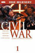 True Believers Civil War Vol 1 1