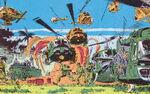 Vietnam War from The 'Nam Vol 1 1 001