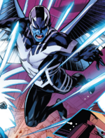Warren Worthington III (Earth-TRN727) from X-Men Blue Vol 1 35 001