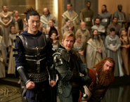 Warriors Three (Earth-199999) from Thor (film)