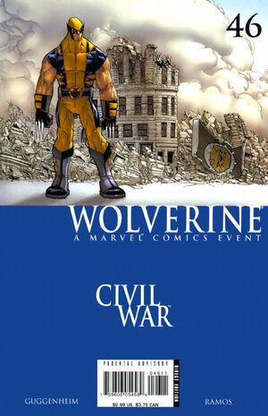 Wolverine Vol 3 46