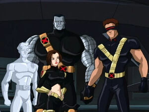 X-Men (Earth-31129) from X-Men Evolution Season 4 9 001