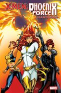 X-Men Phoenix Force Handbook Vol 1 1