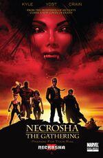 X-Necrosha The Gathering Vol 1 1