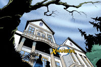 Xavier's School for Gifted Youngsters from Mutant X Vol 1 8 001