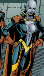 Xenith (Earth-616) from X-Men Kingbreaker Vol 1 4 001