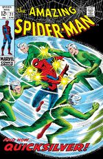 Amazing Spider-Man Vol 1 71