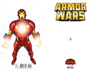 Armor Wars Vol 1 1 Ant-Sized Variant Wraparound
