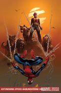Astonishing Spider-Man & Wolverine Vol 1 4 Textless