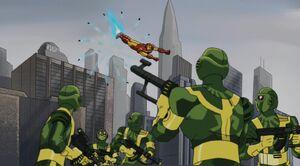 Avengers Micro Episodes Iron Man Season 1 1