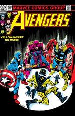 Avengers Vol 1 230