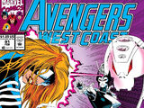 Avengers West Coast Vol 2 91