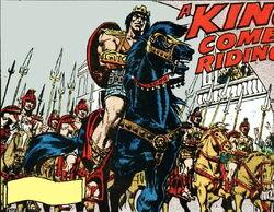 Black Legion (Earth-616) from Kull the Conqueror Vol 1 1 0001