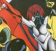 Blackwing (Heavy Mettle) (Earth-616) from New Warriors Vol 2 4 001