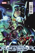 Cataclysm The Ultimates' Last Stand Vol 1 1 Yu Variant