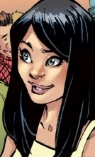 Cindy Moon (Earth-TRN567) from Amazing Spider-Man & Silk- The Spider(fly) Effect Infinite Comic Vol 1 5 001