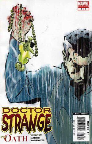 Doctor Strange The Oath Vol 1 5