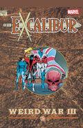 Excalibur Weird War III Vol 1 1