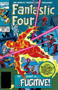Fantastic Four Vol 1 373