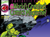 Fantastic Four: World's Greatest Comics Magazine Vol 1 5