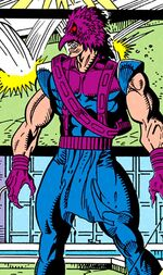 Hawkeye (Doppelganger) (Earth-616) from Infinity War Vol 1 2 001
