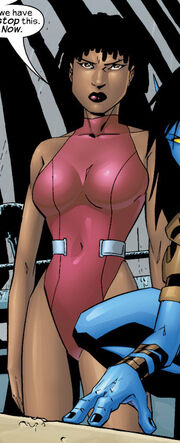 Heather McDaniel Hudson (Earth-3470) from Exiles Vol 1 44 0001