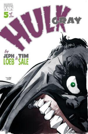 Hulk Gray Vol 1 5