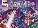 Infinity Wars: Sleepwalker Vol 1 2