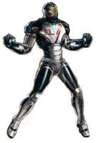 Iron Legion (Earth-12131) Marvel Avengers Alliance