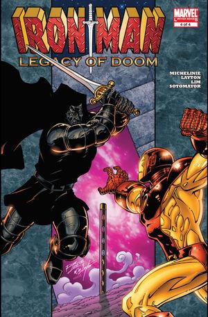 Iron Man Legacy of Doom Vol 1 3