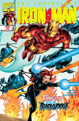 Iron Man Vol 3 6