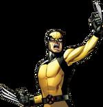 James Hudson Jr. (Earth-1610) from Ultimate Comics X-Men Vol 1 1 Medina Variant Cover