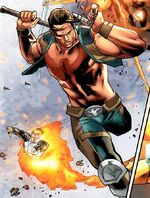 James Proudstar (Earth-11326) from X-Men Legacy Vol 1 245 0001