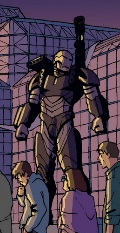James Rhodes (Earth-11080) from Marvel Universe Vs. The Avengers Vol 1 3 001