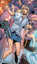Laurie Collins (Earth-616) from New X-Men Vol 2 1 0001