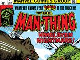 Man-Thing Vol 2 2