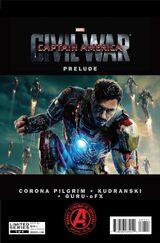 Marvel's Captain America: Civil War Prelude Vol 1 1