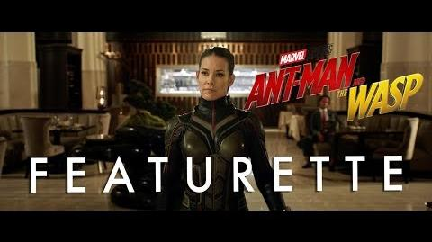 "Marvel Studios' Ant-Man and The Wasp ""It's Takes Two"" Featurette"