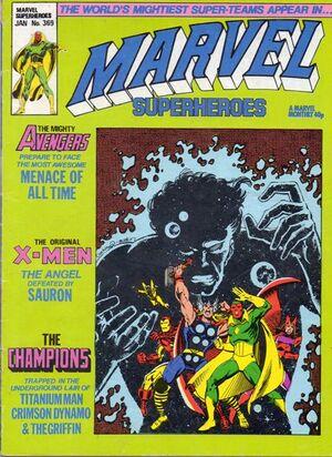 Marvel Super-Heroes (UK) Vol 1 369