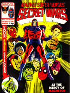 Marvel Super Heroes Secret Wars (UK) Vol 1 3