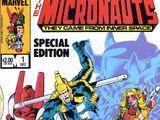 Micronauts Special Edition Vol 1