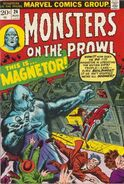 Monsters on the Prowl Vol 1 24