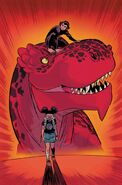 Moon Girl and Devil Dinosaur Vol 1 23 Textless