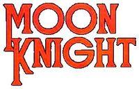 Moon Knight Vol 1 Logo