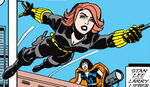Natalia Romanova (Earth-77013) from Spider-Man Newspaper Strips Vol 1 2015 0001