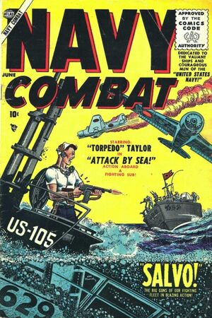 Navy Combat Vol 1 1